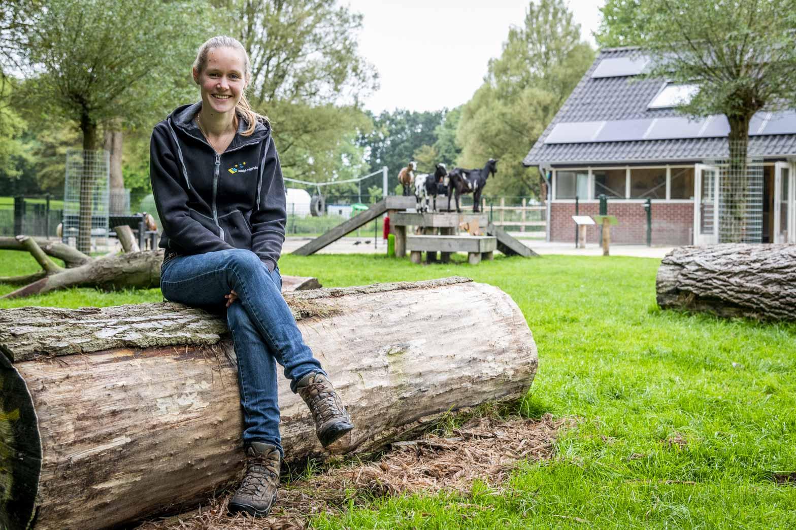 Beheerder kinderboederijen en hertenkamp – Groen & Doen