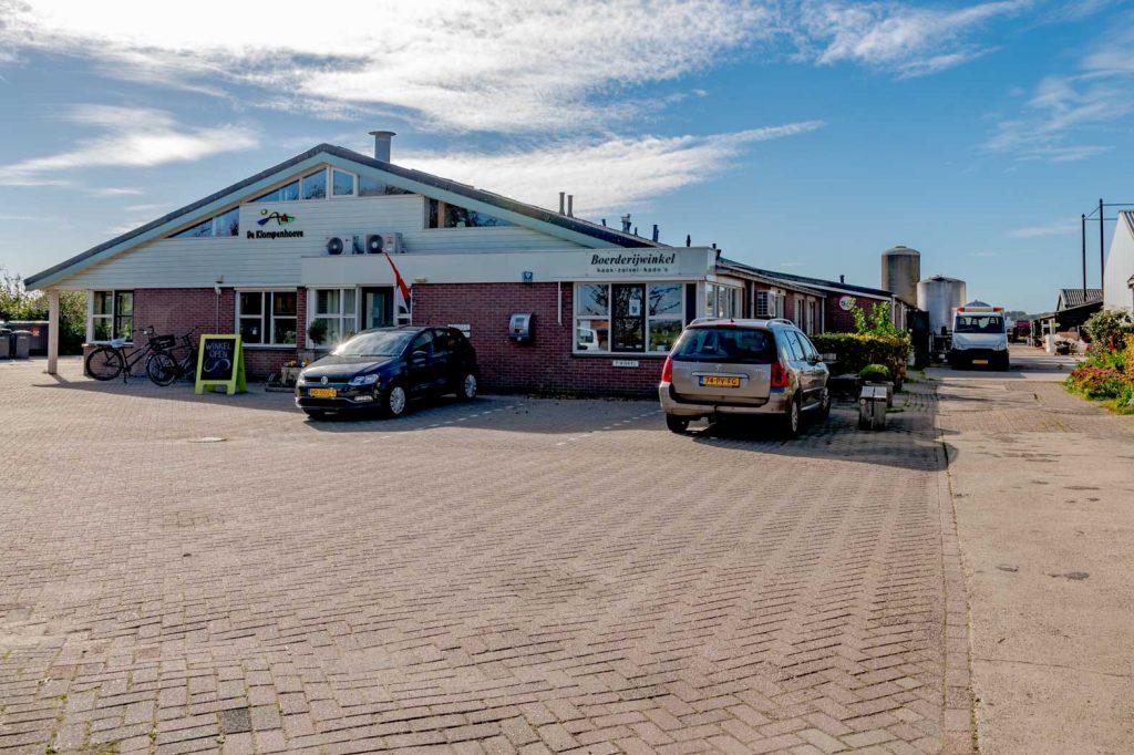 Zorgboerderij de Klompenhoeve Esdégé-Reigersdaal