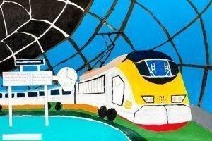 Creatief werk gemaakt op 't Atelier Centrum 31