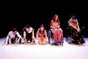 Acteurs van Theatergroep De Eenhoorn Alkmaar