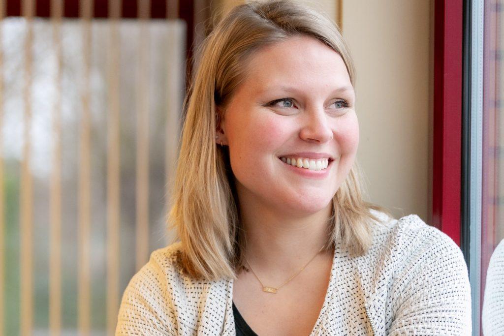 Portret Eva Bos