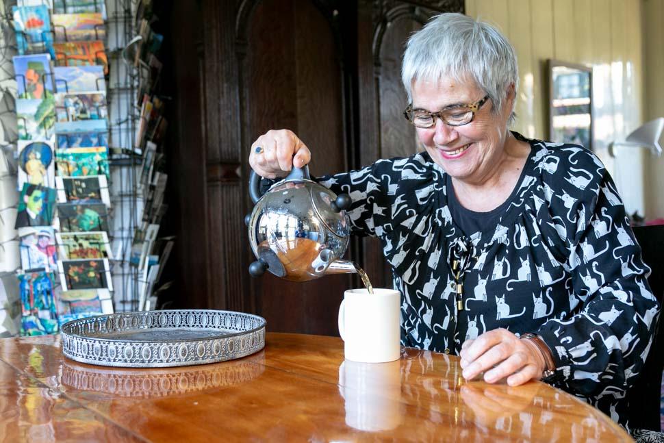 Liesbeth van der Weide