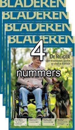 Bladeren Magazine – abonnement voor 4 edities
