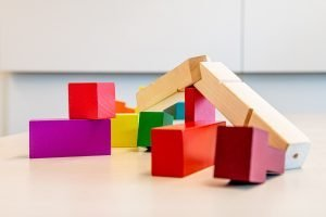 Blokken van de Yucelmethode